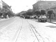 1970-es évek eleje, Árpád út, (1950-től) 4. kerület