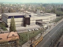 1974-1976, Újpest, Árpád út,(1950-től) 4. kerület