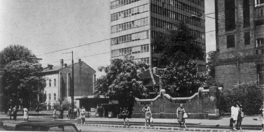 1960-as évek, Üllői út, 8. kerület