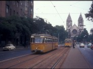 1970-es évek táján, Váci út, 6. és 13. kerület