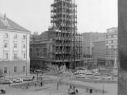 1967, Martinelli tér, 5. kerület