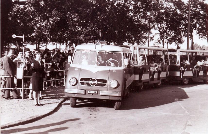 1960-as évek, Margitsziget, 13. kerület