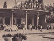 1965, Állatkerti út, a Vidámpark