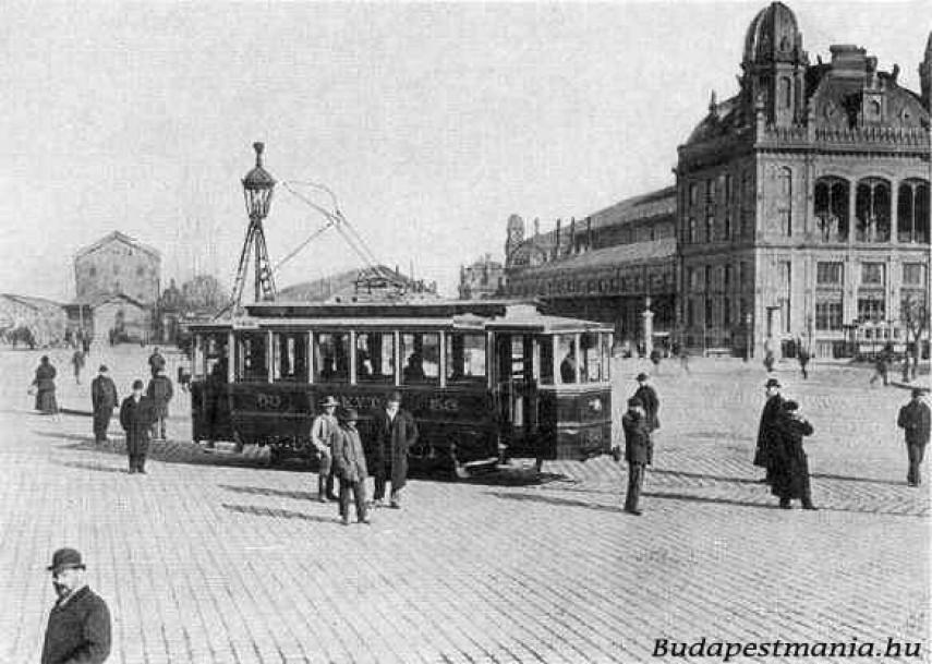 1896-1910, Berlini tér, 6. kerület