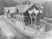 1800-as évek utolsó harmada, Zugligeti út, 12. kerület