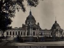 1913 után, Külső Andrássy út (Kós Károly sétány), 14. kerület