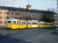 1992, Somogyi út a Bartók Béla útnál, 11. kerület