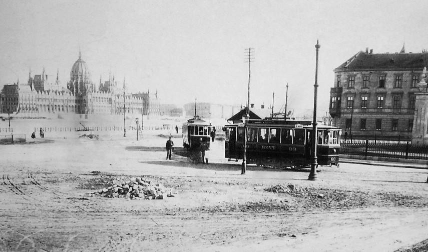 1898, Pálffy (Bem József) tér, 2. kerület