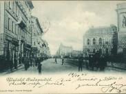 1900 táján, Csömöri (Thököly) út, 8. és 7. kerület