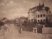 1900 táján, Aranka utca, József főherceg villája