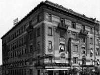 1900-as évek, Lipót (Szent István) körút a Tátra utcánál, 13. kerület
