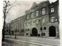 1910-es évek, Stefans Weg (az István út egy része) Ajtósi Dürer sor, 14. kerület