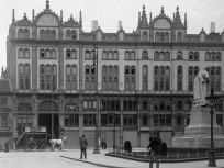 1912, Kígyó tér (Ferenciek tere), 4., (1950-től) 5. kerület