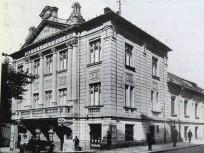 1920 táján, Csalogány utca, 1. kerület