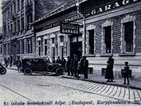 1920-as évek, Karpfenstein (Karácsony Sándor) utca, 8. kerület