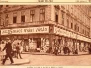 1928, Király utca, 6. kerület