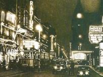 1930 táján, Nagymező utca, 6. kerület