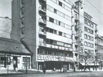 1930-as évek Margit körút, 2. kerület