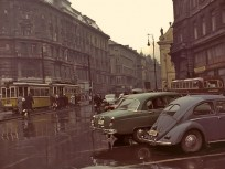 1960-as évek Felszabadulás tér (Ferenciek tere), 5. kerület