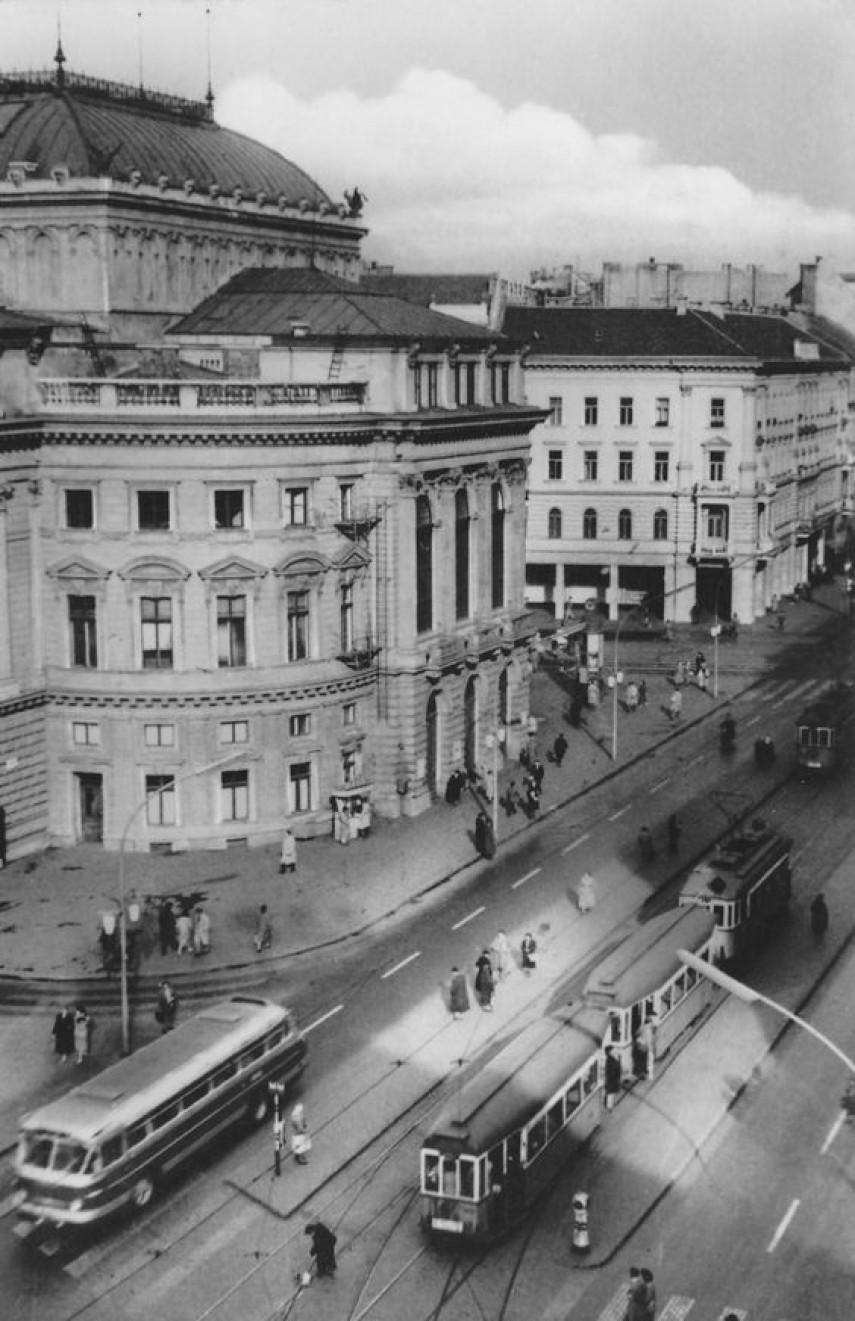 1960, József körút, 8. kerület
