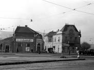 1960-as évek Flórián tér a Föld utcánál, 3. kerület