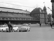 1968, Marx tér (Nyugati tér),  6. kerület