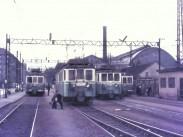 1968, Kerepesi út a Keleti pályaudvarnál, 8. kerület