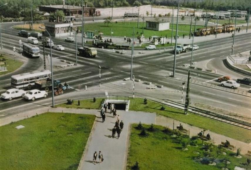 1970-es évek eleje, Örs vezér tere, 14. és 10. kerület
