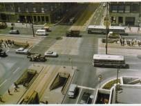 1960-as évek vége felé, Rákóczi út, 7. és 5. kerület