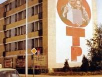 1970-es évek, Lakatos utca az Üllői útnál, 18. kerület