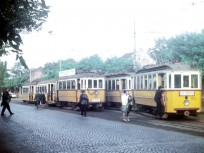 1960-as évek vége felé, Dózsa György (Fő) út, 15. kerület