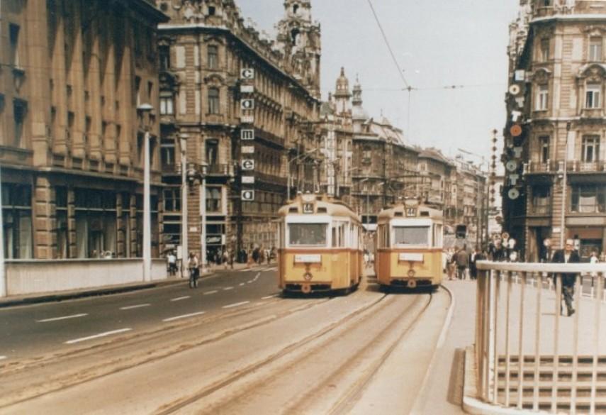 1964-1972, Március 15. tér, 5. kerület