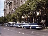 1970 táján, Roosevelt (Széchenyi István) tér, 5. kerület