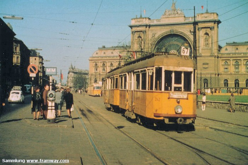 1967, Baross tér, 7. és 8. kerület