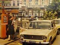 1980-as évek eleje, Vörösmarty tér, 5. kerület
