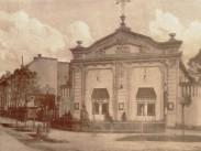 1900-as  évek első harmada, gróf Hadik János utca (Árvavár utca), 1950-től  15. kerület