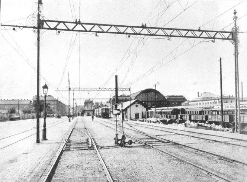 1930 as-1950-es évek (?), Kerepesi út, 8. kerület