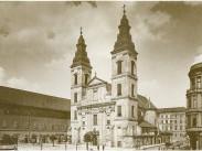 1895 táján, Eskü (Március 15.) tér, 5. kerület