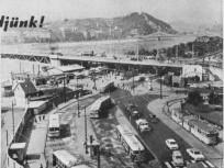 1970-es évek, Boráros tér, 9. kerület