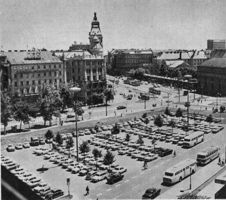 1960-as évek, Engels tér, 5. kerület