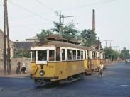 1970-es évek, Ady Endre utca a Nagysándor József utcánál, 20. kerület