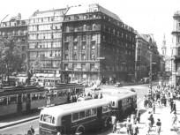 1960-as évek eleje, Rákóczi út, Kossuth Lajos utca, 7.és 5. kerület