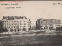 1910-es évek, Fehérvári út (Bartók Béla) út, 11. kerület