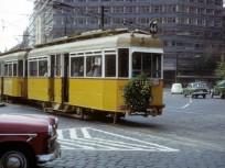 1960-as évek Baross tér, 7. kerület