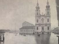 1876, Batthyány tér, 1. kerület
