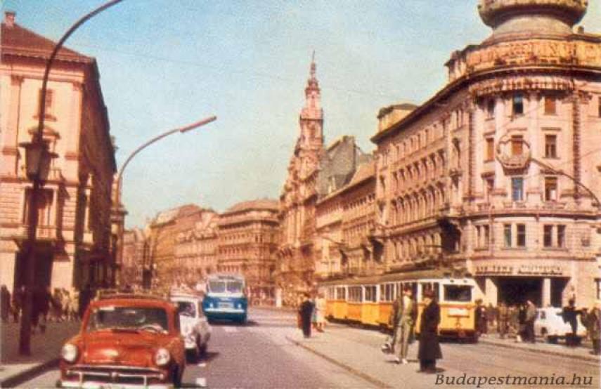 1960-1964, Lenin körút, 7. kerület