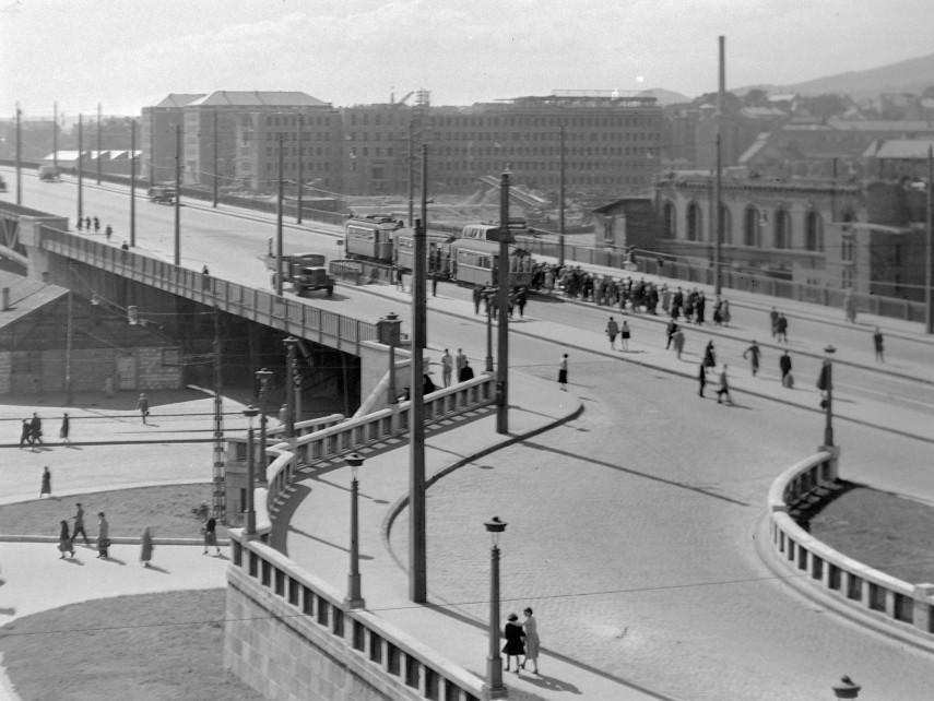 1955, Boráros tér, 9. kerület
