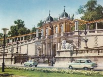 1960-as évek, Ybl Miklós tér, 1. kerület