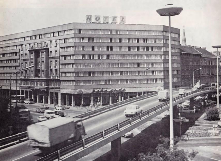 1975, Rákóczi út, 7. kerület