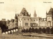 1900, Anna utca, Törley kastély, 22. kerület